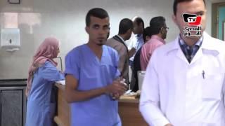 ولادة توأم برأسين وجسد واحد في «غزة»