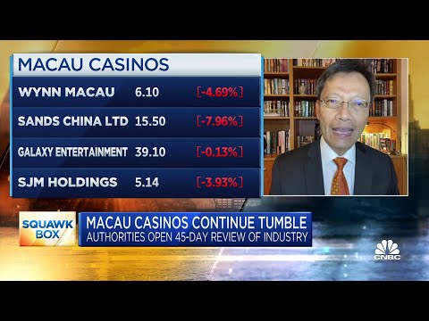 Asia gaming consultant on Macau casinos, authorities review industry