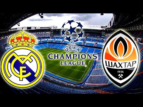 Реал - Шахтар l Ліга чемпіонів 2020/2021 l матч і прогноз