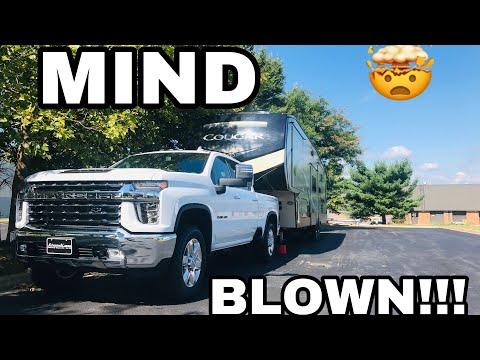 2020 Chevrolet Silverado - Squat/ 90 Degree Turn Test!!! CAN'T BELIEVE IT!!!