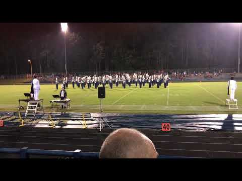 Alexander Central High school marching band