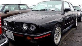 1989 BMW M3 64K LHD - Japan Auto Auctions - Auto Access Japan