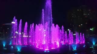 Музыкальный фонтан в Рязани