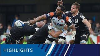 Montpellier v Edinburgh Rugby (P5) - Highlights 13.10.2018
