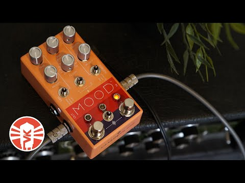 Chase Bliss  Mood Micro-Looper & Delay  Guitar Pedal  Vintage King