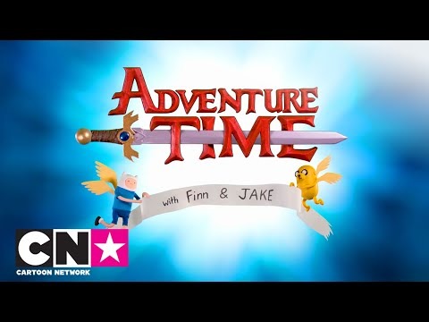 Adventure Time | Titelsong-Compilation | Cartoon Network