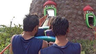 Splash Out Ride at Blue World Theme Park