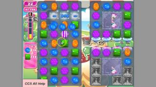 How to pass Candy Crush Saga level 751