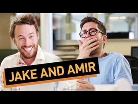 Jake and Amir: Tinder
