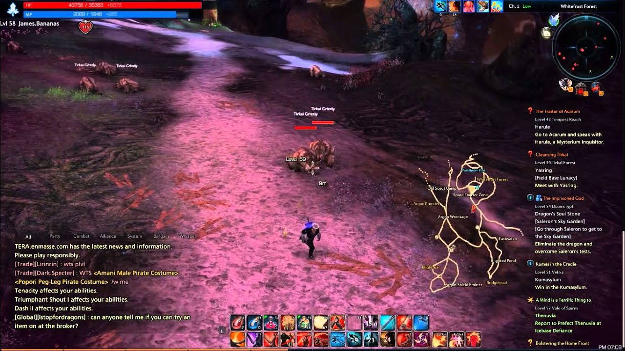 Tera leveling guide video dailymotion.