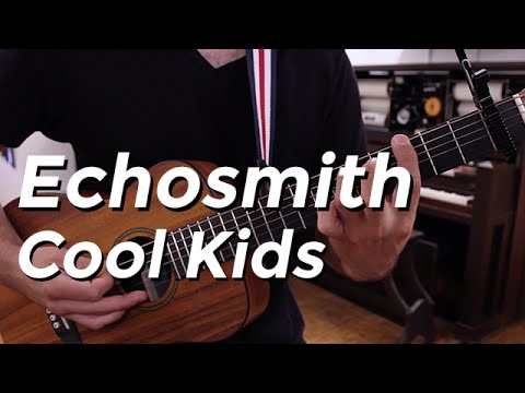 Echosmith - Cool Kids (Guitar Tutorial) by Shawn Parrotte - YouTube
