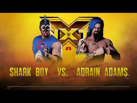 WWE NXT Megashow S01 E47 (Universe Mode 2K18 PS4)(New York City, New York)