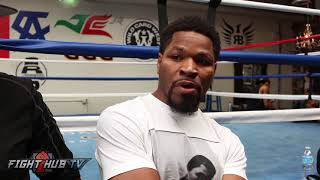 Shawn Porter believes Conor McGregor has a shot to win IF? Says Paulie knockdown was Legit
