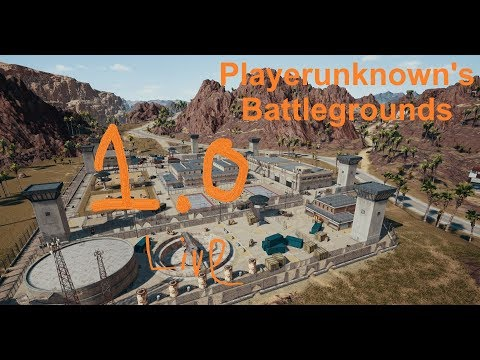 Playerunknown's Battlegrounds: Action stations 1.0 live