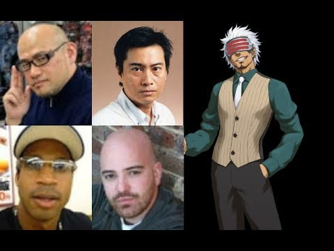Video Game Voice Comparison Godot Ace Attorney Youtube