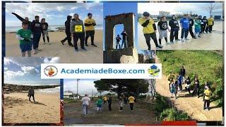 Treino de Preparação física / Alves Boxing Team - Boxe Os Estrelas
