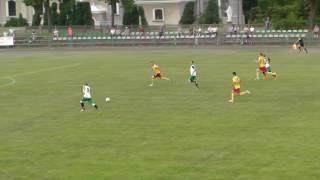 Skrót meczu Proch Pionki - Znicz II Pruszków 1:1 (0:1) - 4 czerwca 2017