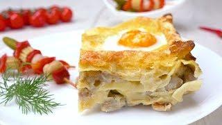 Как приготовить лазанью «Карбонара» - Рецепты от Со Вкусом