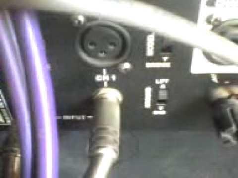 como conectar 2 o mas amplificadores