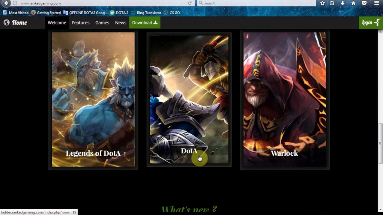 play warcraft 3 dota online without garena battlenet blizzard