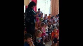 Музейный урок в детском саду.avi