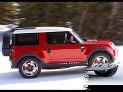 Land Rover Defender 2017 Usa >> Land Rover Defender 2017 Youtube