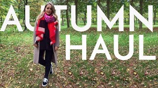 AUTUMN Try-On HAUL! | Fleur De Force