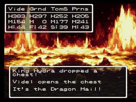 Dragon Quest III SFC/SNES Bonus Dungeon