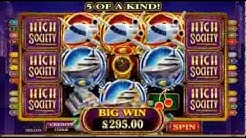 Platinum Play Casino | High Society Online Slot Game
