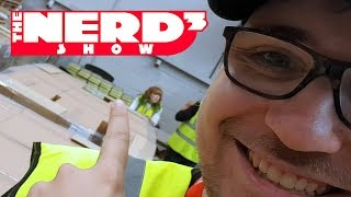 The Nerd³ Show - 14/09/19 - I Have a Real Job Now