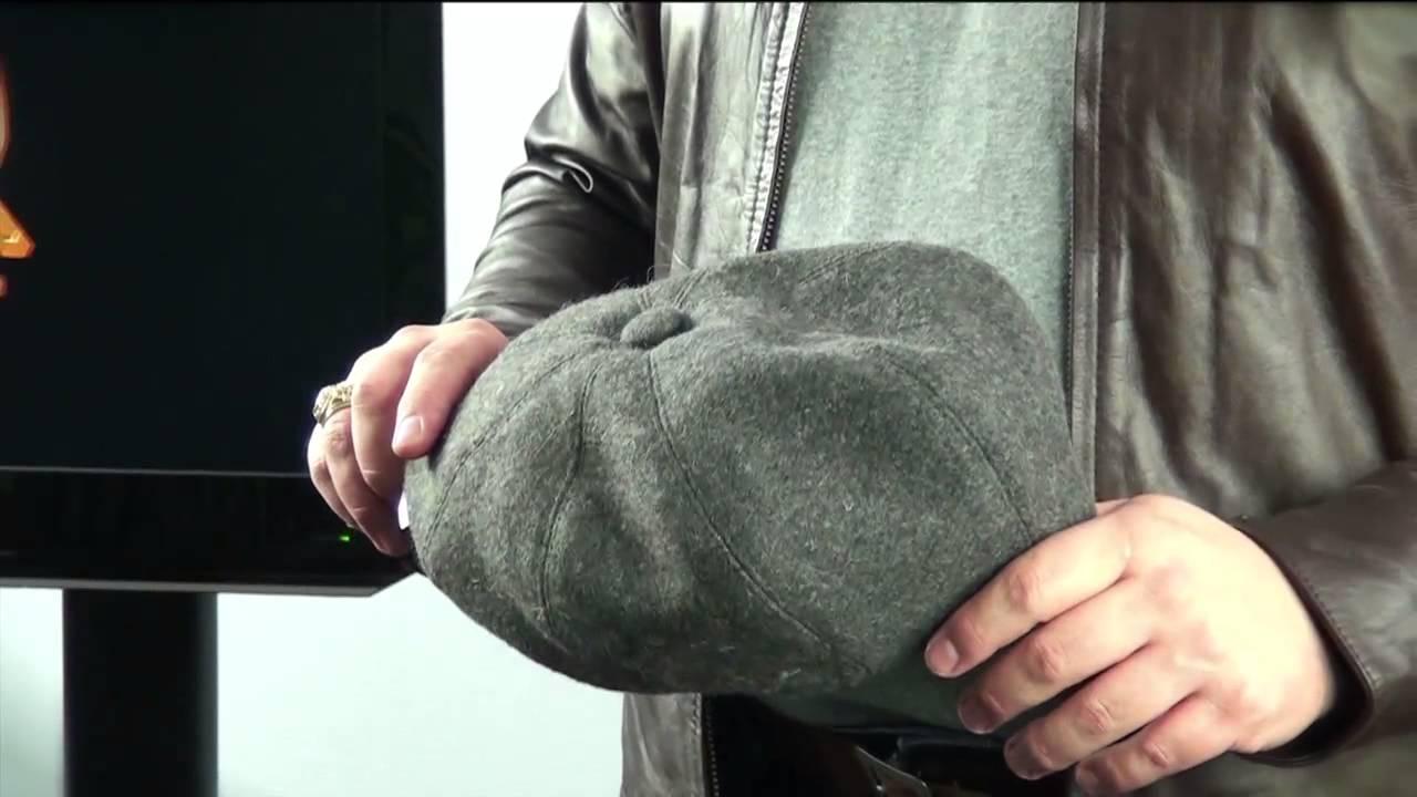 Скачать выкройку кепки для мужчин - формат pdf