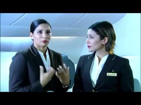 Emirates Cabin Crew Training | Corporate Travel Concierge