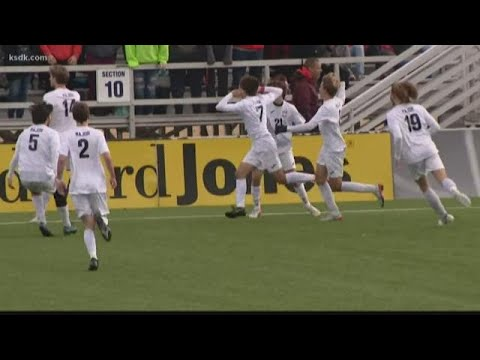 Soccer State Semifinals: Summit V. Webster Groves