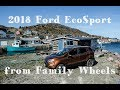 2018 Ford EcoSport review from Family Wheels