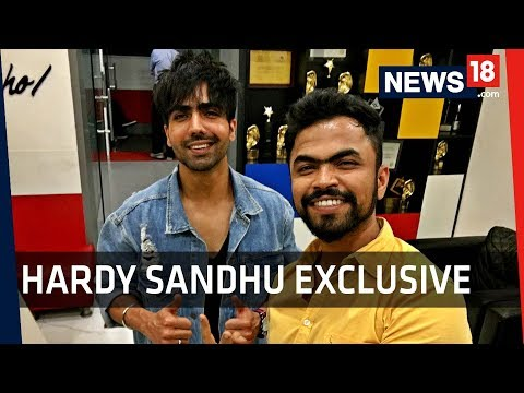 Harrdy Sandhu Unplugged   Singing, Dancing and Life Lessons, All in a Selfie Interview