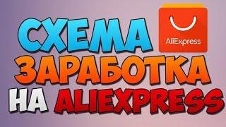 КАК ЗАРАБОТАТЬ НА ALIEXPRESS - БЕЗ ВЛОЖЕНИЙ (легко + просто + быстро) !