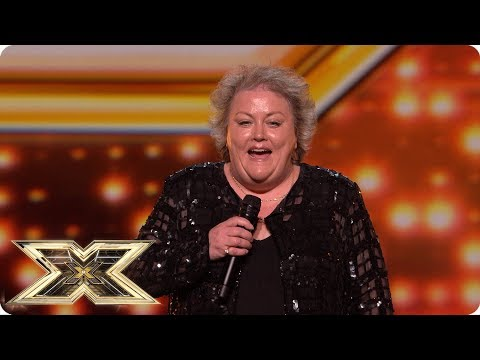 X Factor Audience Mocks Farm Lady. But When She Starts Singing, They Fall Into Silence