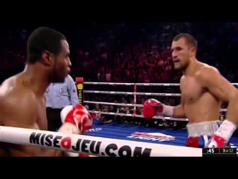 Kovalev vs Pascal Full Fight TKO