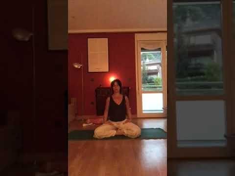 Urnieta 2020 06 05 Yoga 2 Pranayama