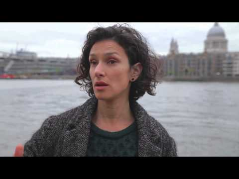 Indira Varma - The Act for Change Project