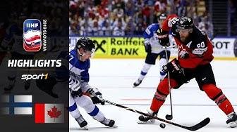 WM-Auftakt: Finnland - Kanada 3:1 | Highlights | IIHF Eishockey-WM 2019 | SPORT1