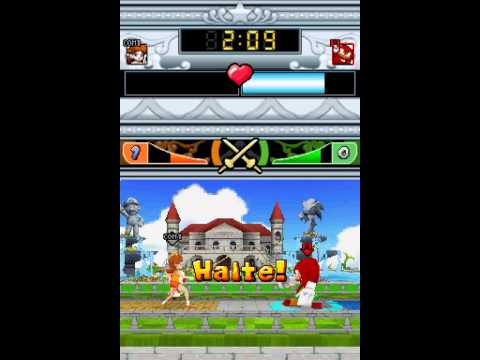 Nintendo DS Longplay [060] Mario & Sonic at the Olympic Games