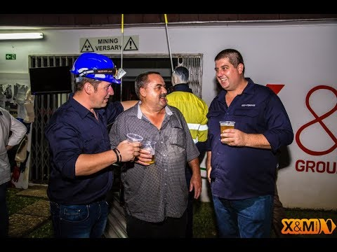 GEODRILL sponsors the Abidjan Mining Drink February 2018 - I
