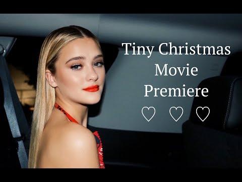 Tiny Christmas Movie Premiere!! Vlog 4.