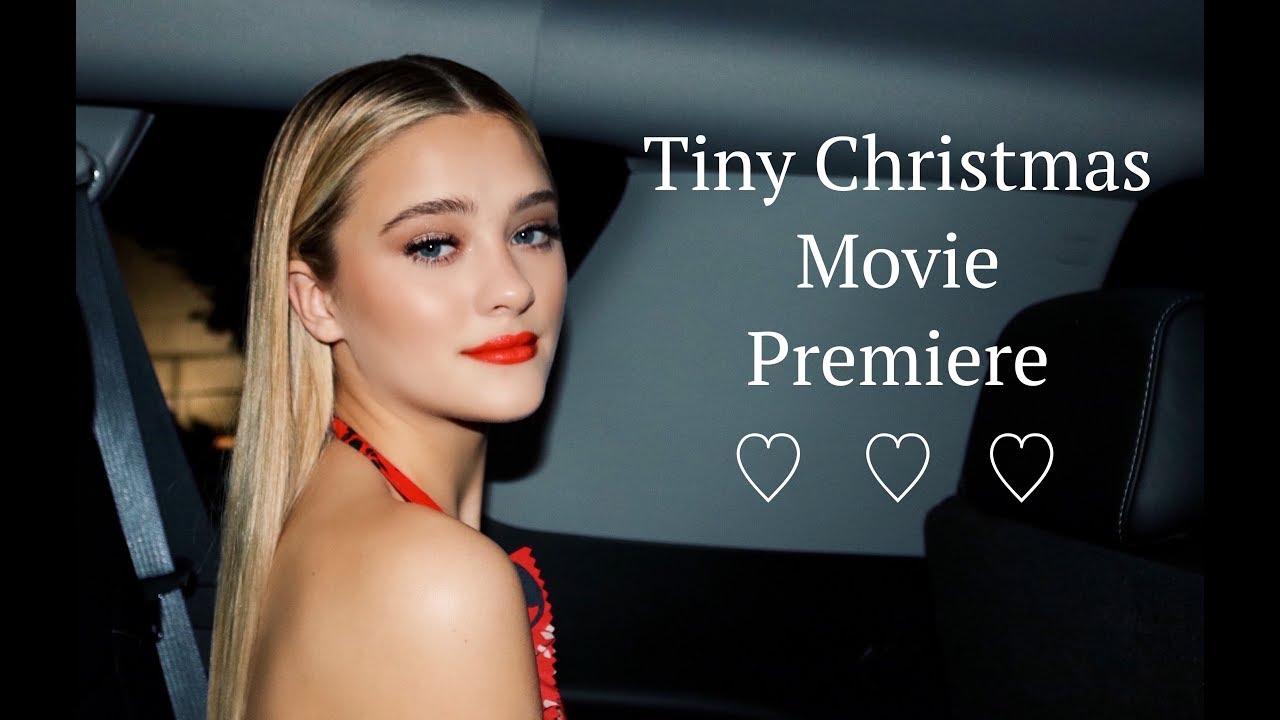 Download Tiny Christmas Movie Premiere!! Vlog 4.