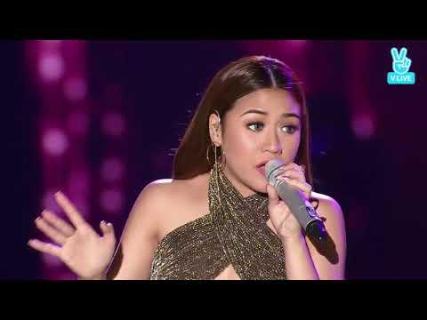 Morissette Amon - Secret Love Song (Asia song festival 2017)