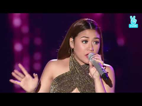Morissette Amon - Secret Love Song (Asia song festival 2017)