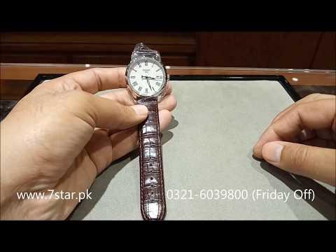 Tissot Best Selling Leather Strap Watch In Pakistan In 2020   Tissot Watches Price In Pakistan  Urdu