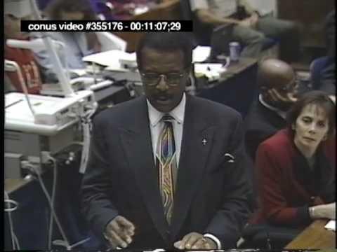 OJ Simpson Trial - September 27th, 1995 - Part 4