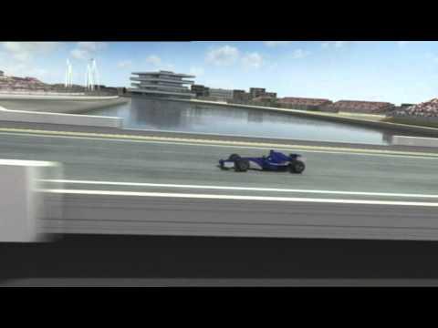 F1 GP Europa: Il circuito di Valencia